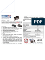 4WD System Product Information Sheet_191009