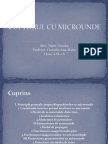 CUPTORUL CU MICROUNDE