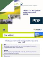 EMAS III General Presentation 2010
