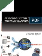 3 Regulacion y Gestion Del Sistema de Telecomunicaciones