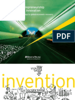 Entrepreneurship and Innovation the Keys to Global Economic Recovery