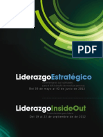 Liderazgo Estrategico Inside Out 2012