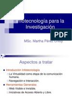 Infotecnologia Para Investigacion Mp