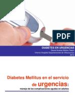 Diabetes Urgencias