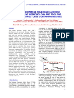 Advanced Damage Tolerance and Risk Assessment Methodology and Tool for Aircraft Structures Containing Msdmed