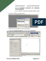 Ejercicio1_Crear Un Recipiente Horizontal Con Cabezales Elipicos en CADWorx Equipment