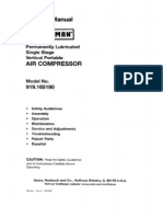 Craftsman Air Compressor Manual - 919.165190