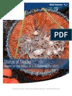 Status of Stocks 2011 Report
