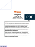 M-32-Parameters and Alarms (1) | Numerical Control | Subroutine