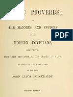 89125871 John Lewis Burckhardt Arabic Proverbs[1]