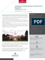 Management Innovation Strategy - Babson College