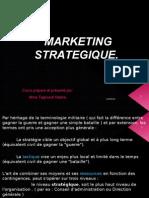 Marketing Strategique MSM