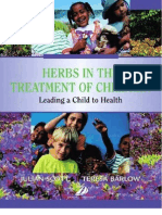 Herbs in the Treatment of Children