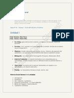 Historia Social General - Clase nº 01 - Teórico