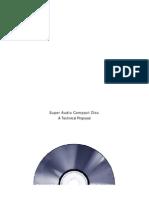 Sony Philips Super Audio CD (SACD) White Paper