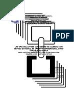 Informe Sobre La Organizacion Bajo Enfoque Sistemico