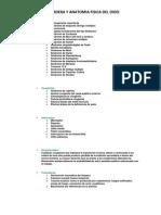 Causas de La Sordera y Anatomia Del Oido