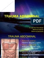 Trauma Abdominalx