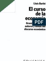 Barbé-El curso de la economía