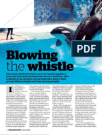 Blowing the Whistle