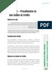 analise de crédito