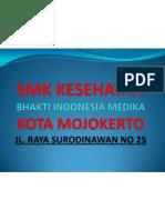 SMK KESEHATAN