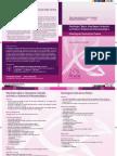 Folder Pós Psicologia Clínica