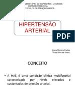 HIPERTENSÃO- liana e thaís2