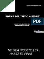 Poema Al Pedo Alegre Diapositivas