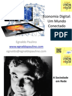 Palestra Economia Digital Sebrae Nacional