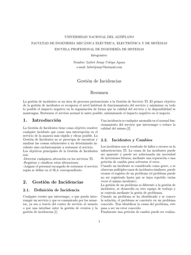 Plantilla Latex