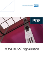 KONE KDS50