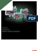 Disconnectors ABB
