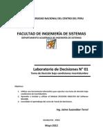 Laboratorio de Decision01