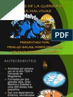 ANÁLISIS DE LA GUERRA DE LAS MALVINAS