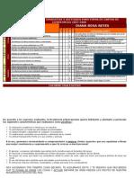 Evaluaciones Becarios II