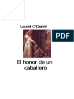 Donnell Laurel - El Honor de Un Caballero[1]