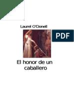 Donnell Laurel - El Honor de Un Caballero[1]