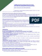 Fast Track CFP Exam 5(Final Exam) Preparation Training Workshop1
