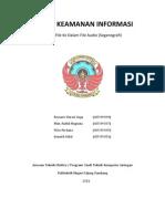 Steganografi Audio