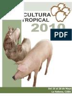 porcicultura tropical(5dias en conservación)