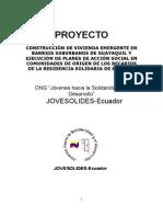 PROYECTO Proyeccion Social