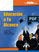 Spanish Finance Terms and School (Finanzas Personales)