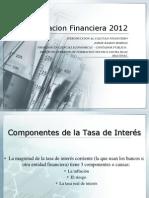 Administracion Financiera 2012