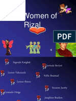 The Women of Rizal-2