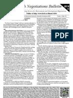 Earth Negotiations Bulletin - SB36 - May 14th 2012