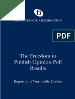 Opinion Polls 2003 Final Version