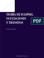 Cap12-Teoria de Eclipses-Ocultaciones-Transitos - Gil Chica