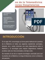 Telemedicina Aplicada a La Urgencia Hospital Aria