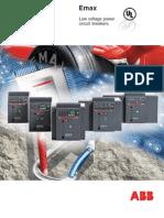 ABB Low Voltage Power Circuit Breakers